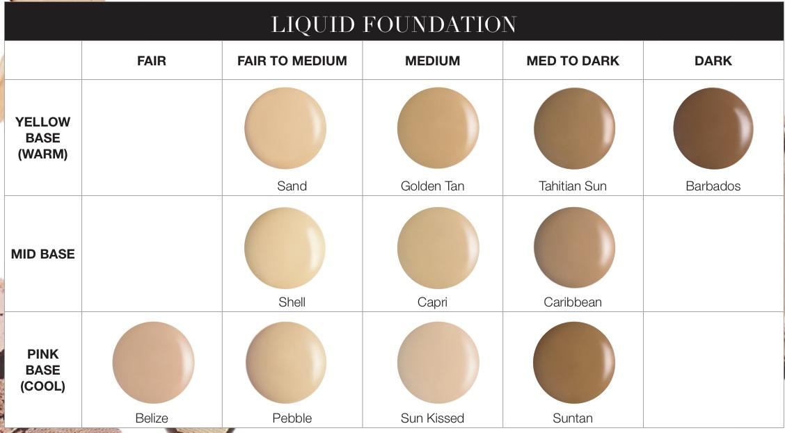 Moderne Liquid Mineral Foundation - Pretty Intense AG-73